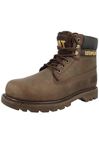 Cat Footwear Herren Colorado Stiefel, Braun (Chocolate), 42 EU