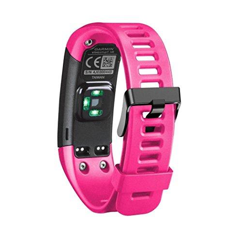 Ouneed® Für Garmin Vivosmart HR uhrenarmbänder , Replacement Soft Silicone Bracelet Strap Wrist Band für Garmin Vivosmart HR (Lila)