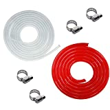 Draft Warehouse Beer Gas Line - LUCKEG Brand Include 3/16 Beer Line 10ft, 5/16 Red Gas Line 10ft, Homebrew...