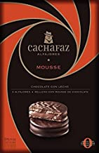 Alfajores Cachafaz Chocolate Mousse & covered with chocolate (6 Units) 2 PACK