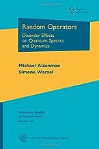 عشوائية المشغ ِ: اضطراب تأثيرات على Quantum spectra و ديناميكية (Graduate الدراسات في الرياضيات)