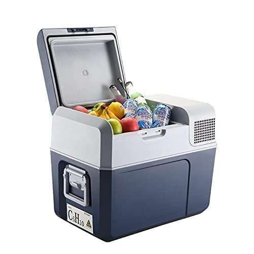 Car Fridge Car Refrigerator 32L40L Mini Electric Freezer, Suitable For Camping Travel Refrigerator (Color : 110v, Size : 40L)