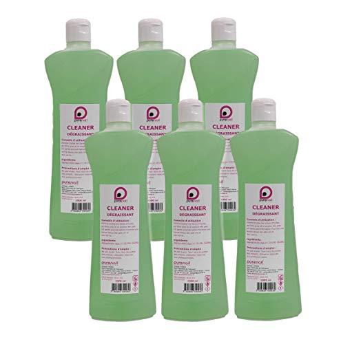 6 Nail Cleaner Dégraissant 6X1L pour Gel UV et Faux Ongles, prix SPECIAL GROS VOLUME, livraison GRATUITE en France