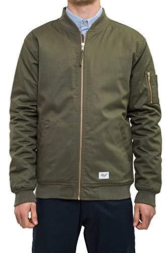 Reell Padded Flight Jacket, Olive M Artikel-Nr.1308-1025