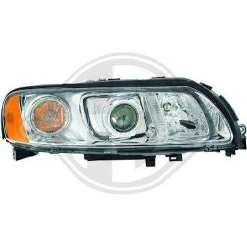 Koplampen, hoofdlampen voor Volvo S60 (type RS) 00-04, Montage: rechts