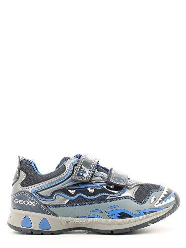 Laufschuhe M�dchen, color Blau , marca GEOX, modelo Laufschuhe M�dchen GEOX B TEPPEI BOY D Blau