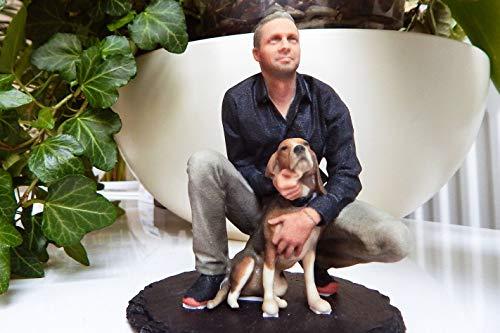 Jochen Schweizer Geschenkgutschein: 3D-Figur nach Deinem Abbild