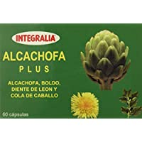 Integralia, Alcachofa Plus, 60 caps.