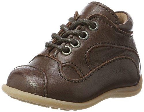 Bisgaard Unisex Kinder Lauflernschuhe Sneaker, Braun (60 Brown), 24 EU