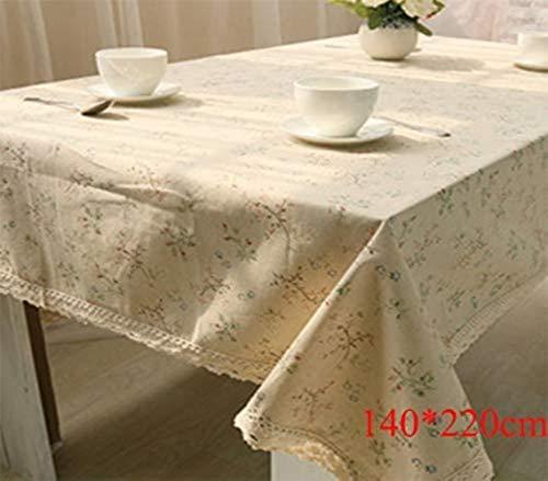 YONGYONGCHONG Tafelloper, tafelkleed, decoratieve tafelkleden, wegwerp, anti-verbranding, tafelmat, waterdicht, olievrije huishoudtafelkleed