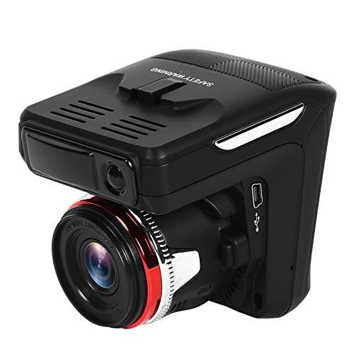Dash Kamera 2 In 1 Dash CAM Auto Radarwarner 2,31 Zoll IPS Display 1080P Full HD Dashboard Kamera Fahrzeug Anti Radar Detektor