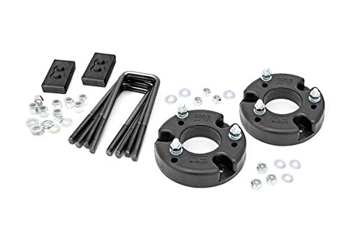 Rough Country 2' Leveling Lift Kit | (fits) 2009-2020 F150 | Suspension System |...