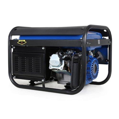 Eberth Benzin Stromerzeuger mit 300 Watt im Test und Leistungsvergleich - 6