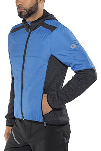 Gonso Herren Prince Thermo-Active-Jacke, Skydiver, L