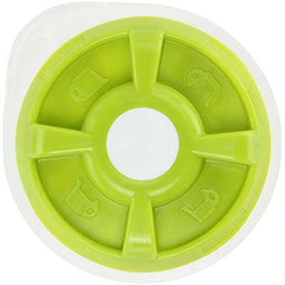 Cheap Spares2go Green Hot Water Disc For Bosch Tassimo