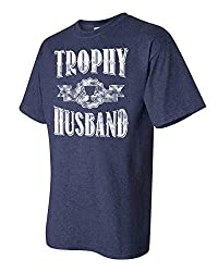 Valentine's Day gifts Trophy Husband shirt