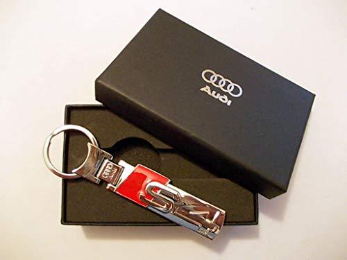 Audi S4 A4 RS4 Serie 4 Portachiavi KeyRings Porte-clés Llaveros Chiavi