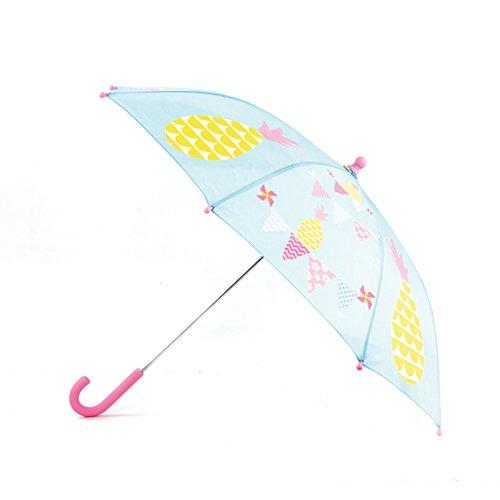 Unbekannt &Regenschirm Falten Kinder Regenschirm Baby Regenschirm UV Schutz Regenschirm (Farbe : B)