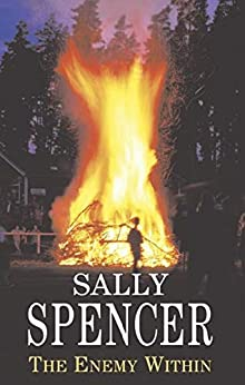 Enemy Within (Chief Inspector Woodend Mysteries Book 10) by [Sally Spencer]