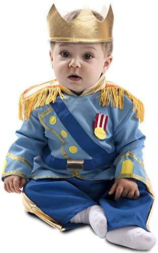 Generique - Disfraz pequeo prncipe Azul beb - 6  12 mois (67-69 cm)