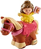Fisher-Price Disney Princess Belle & Philippe by Little People