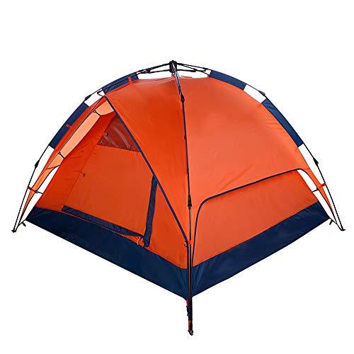 BLWX-tent Buiten Driepersoons Paraplu Frame Structuur Automatische Snelle Opening Gratis Bouwen Tent Camping 200x180x115cm tent