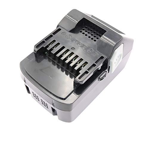 HENGSI 18V/3000mAh BSL1830 Reemplazo para batería de Herramienta eléctrica Hitachi BSL1830 BSL1830C BSL1815X BSL1815S BSL1840 330139 330557 330067 330068 339782 Batería de Herramienta inalámbrica