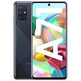 Samsung Galaxy A71-128GB, 6GB, Dual Sim, Prism Crush Black