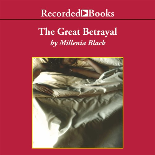 The Great Betrayal audiobook cover art