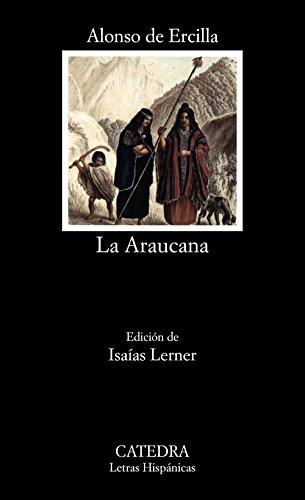 La Araucana: 359 (Letras Hispnicas)