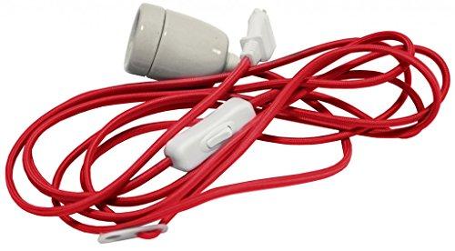 Câble de rechange couleur: rouge