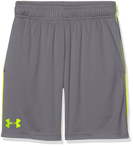Under Armour Tech Block Shorts – Tech Block – Jungen XS Graphit