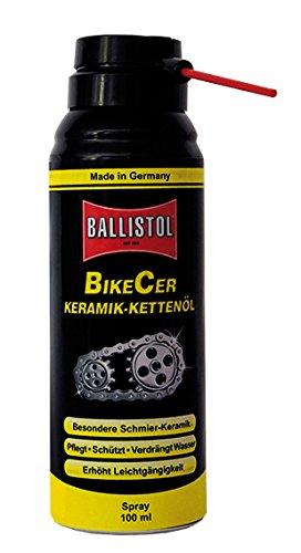 Ballistol Bike Cadena de cerámica para Bicicleta (5 ml), Mu