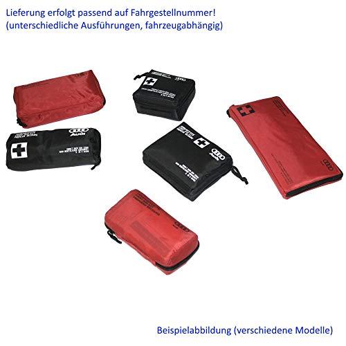 Original Verbandtasche Verbandskasten Sicherheit Erste Hilfe DIN13164 First Aid Kit, serienmäßige Werksausrüstung