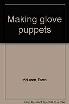 Hardcover Making glove puppets Book