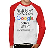 Photo de Cloud City 7 Search with This Men's Baseball Long Sleeved T-Shirt