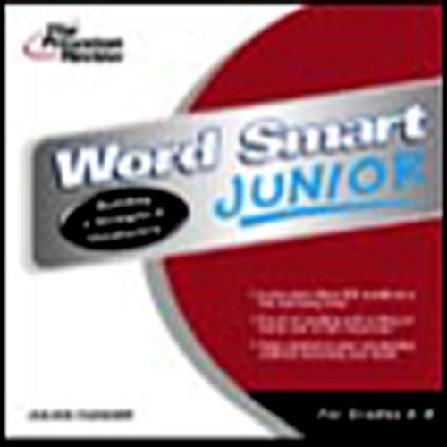 Word Smart Junior audiobook cover art