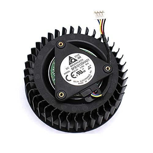 Turbo fan BFB1012SHA01A for RX Vega 56 / RX Vega 64 Turbo graphics fan