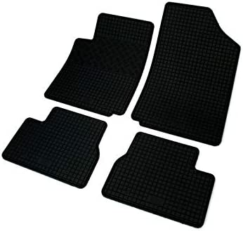 V-MAXZONE PARTS Black Rubber In stock Car Floor All VD529 Od Weather Mats Challenge the lowest price of Japan ☆