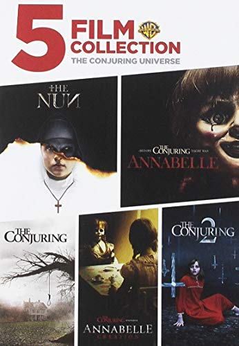 The Conjuring Universe Collection (5pk)