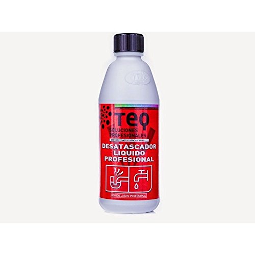 TEQ Desatascador liquido Profesional 1.1 kg