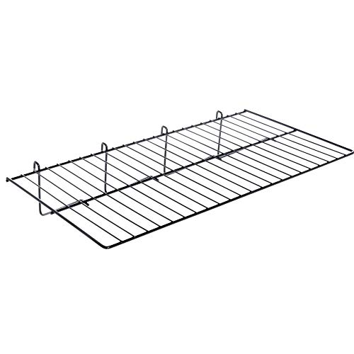 Grid Panel Display Shelf - Econoco - Clothing Display Rack Grid, Heavy Duty Shelves, 12