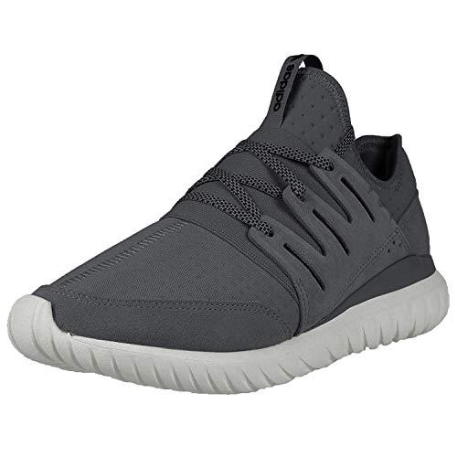 Adidas Men Tubular Radial (gray / light grey / core black / vintage white)