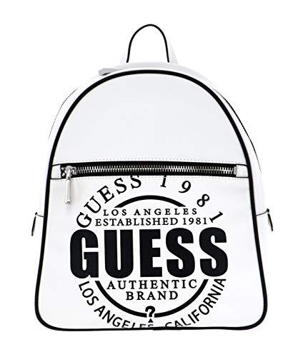 Guess Zaino kalipso grande con logo WY811033 white multi