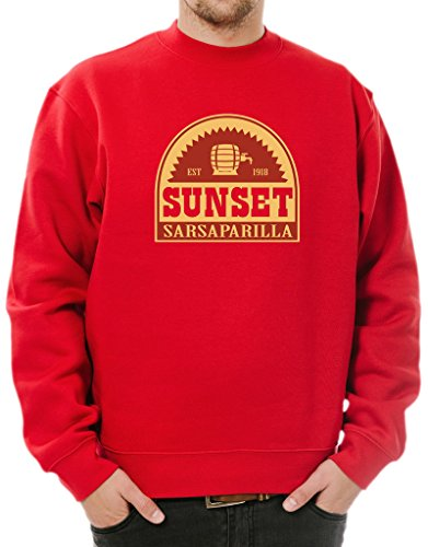 Ulterior Clothing Fallout New Vegas Sunset Sarsaparilla Sweatshirt