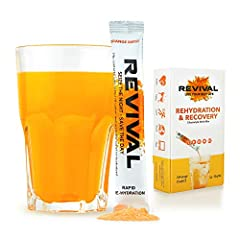 WORK, PLAY, PARTY & HEALTH - Simply mix with 500ml of water to make this hydration electrolyte powder replacement drink, packed with vitamin C, B1, B3, B5 & B12. Our premium single use electrolyte packets / sachets fit easily in a bag or pocket BASED...