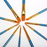 GXEXG Cepillo de Pintura Detalle del Artista cepillos de Pintura Acuarela Pintura en Polvo Pincel de Pintura Proveedores de Arte.