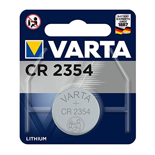 VARTA CR2354 Lithium Knopfzelle, 1er Pack