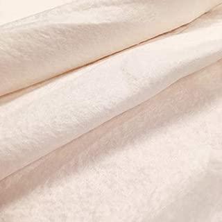 Guata - 100% bambú - 240 x 240 cm - Patchwork, acolchar, relleno | Color natural