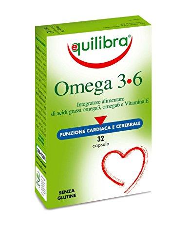 Equilibra Omega 3-6 - 32 Perle